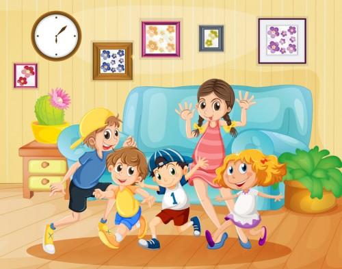 """Пета поредна кампания """"Щастливи деца в нов дом"""""""